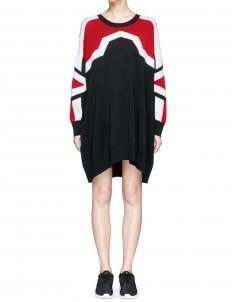'Minimal Cowboy' knit dress