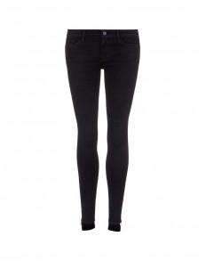 'Le Skinny de Jeanne' staggered zip cuff jeans