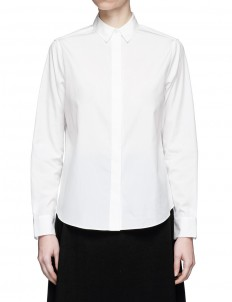 'Beaumont' cotton poplin shirt