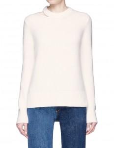 'Ginnie' chunky rib knit sweater