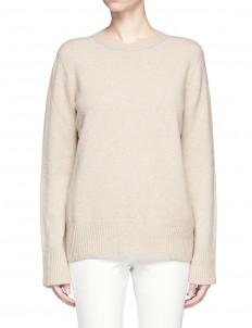 'Sibel' wool-cashmere sweater