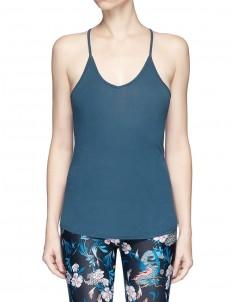 'Luana Tank' slub jersey camisole