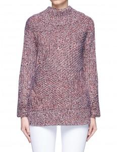 'Bry' Merino wool blend turtleneck sweater