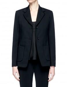 'Leony' neoprene blazer