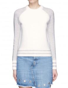 'Jana' raglan sleeve wool sweater