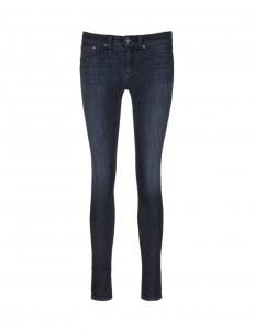 Overdye wash skinny jeans