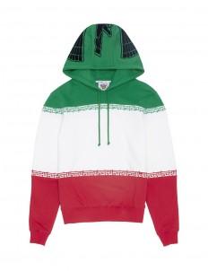 Global Varsity hoodie – Iran