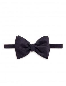 'FLR1' virgin wool bow tie