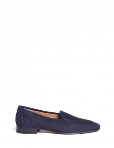 'Adam' suede loafers