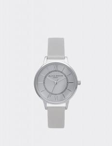 Gray & Silver Wonderland Watch