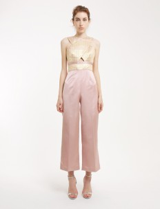 Rose Gold Reverie Jumpsuit