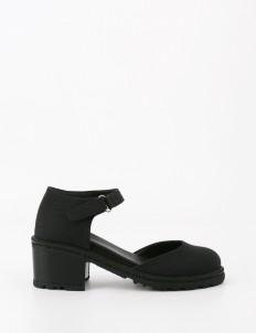 Black Seora Sandal
