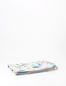 Multicolor Under The Sea Baby Blanket