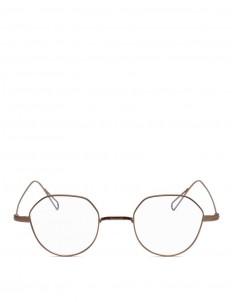 'Heming 02' hexagon metal wire optical glasses