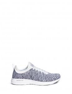 'TechLoom Phantom' mélange knit sneakers