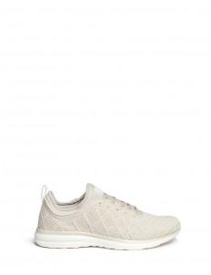 'TechLoom Phantom' knit sneakers