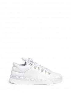 'Mountain Cut' leather sneakers