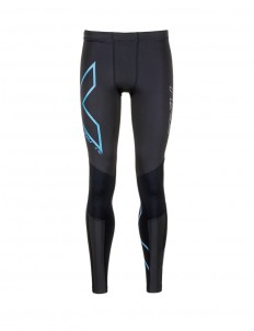 'Elite wind defence compression' performance tights