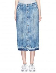 'Bo' denim skirt