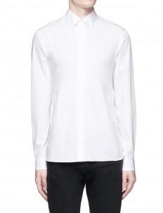 'Glasgow' cotton poplin shirt
