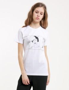 White Mamasan Tshirt