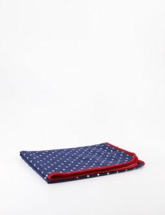 Navy Navysola Baby Blanket