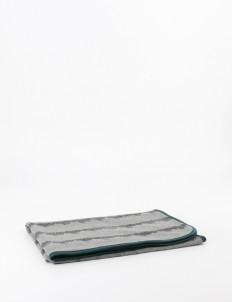 Gray Summit Baby Blanket
