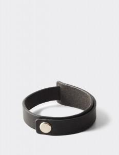 Black V Bracelet