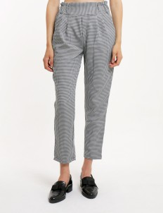 Gray Tile Trousers