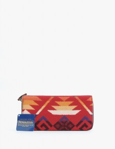 Pendleton Large Zip Wallet