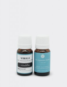 Vimala Chakra Balancing - Visuddha Essential Oil