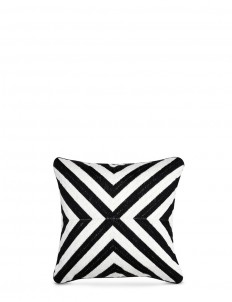 Bridget Bargello needlepoint cushion