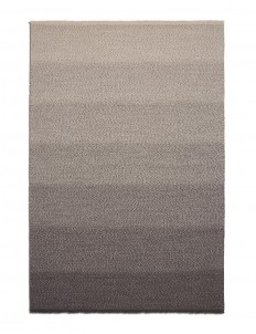 BOND gradient wool rug