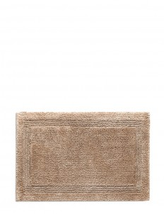 Super Pile small reversible bath mat — Taupe