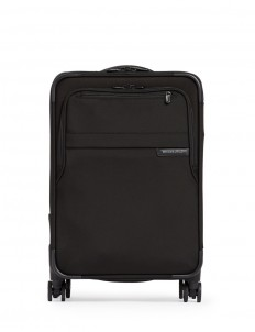 Baseline carry-on expandable spinner suitcase