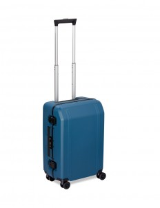 "Travellers 19"""" four-wheel spinner suitcase"