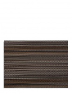 Multi stripe medium floor mat