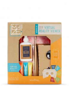 Modern Art DIY Virtual Reality Viewer kit