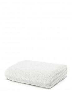 Super Pile bath sheet — White