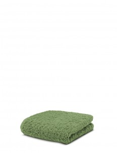 Super Pile face cloth — Forest
