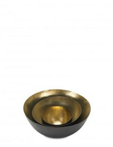 Form small deep bowl 3-piece set