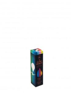 Magical double tip felt pen pack
