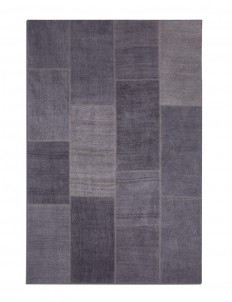 HEMP antique patchwork rug