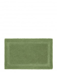 Double small reversible bath mat — Forest