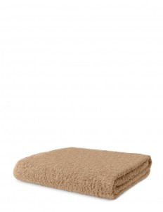 Super Pile bath towel — Taupe
