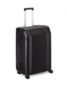 "Travellers 26"""" four-wheel spinner suitcase"