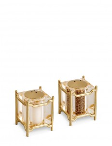 Han Salt and Pepper Shakers - Gold