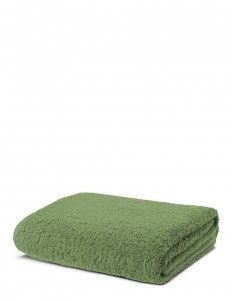 Super Pile bath sheet — Forest