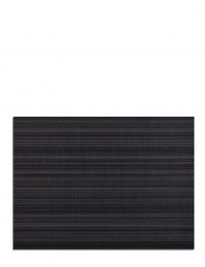 Multi stripe large floor mat