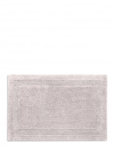 Super Pile large reversible bath mat — Cloud